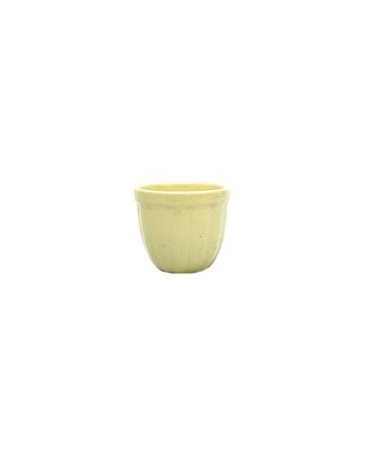 Kharbuja Small Yellow Pot