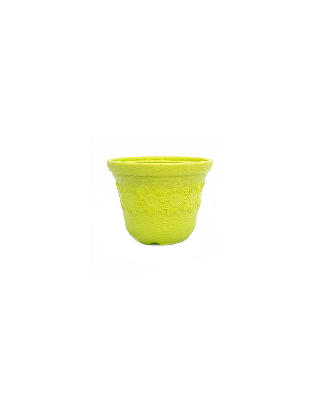 Sunny Pot Green