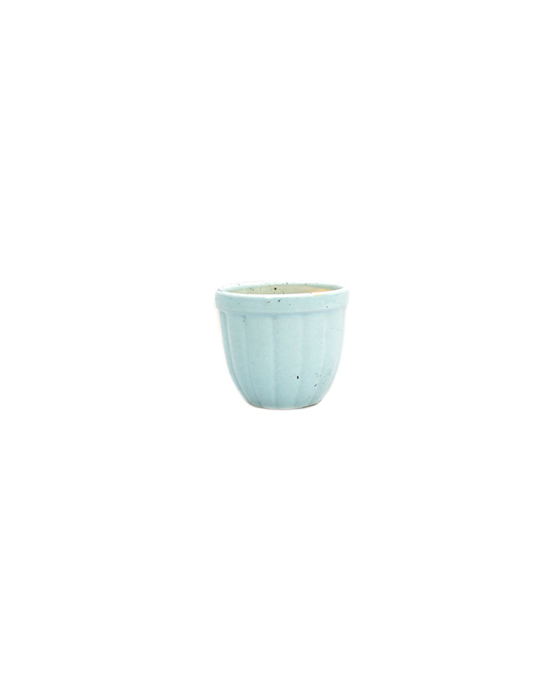 Kharbuja Small Blue Pot